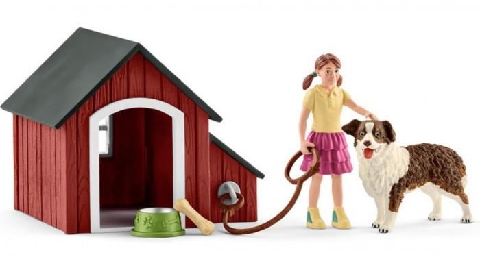 Игровые наборы Schleich Игровой набор Будка игровые наборы tomy игровой набор приключения трактора джонни и лошади на ферме