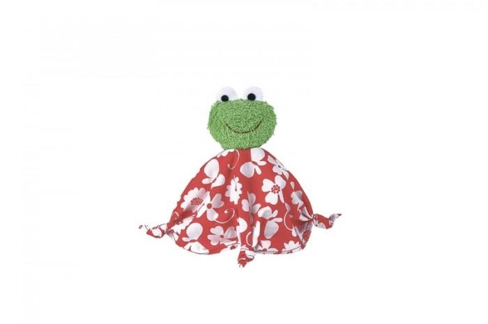 Мягкая игрушка Kathe Kruse Лягушка Шнуффи (пальчиковый театр) 30 см