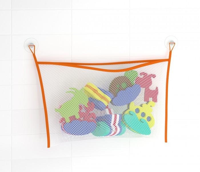 Аксессуары для ванн ElBascoToys Сумка-мешок сетка для игрушек в ванну купить в волгограде