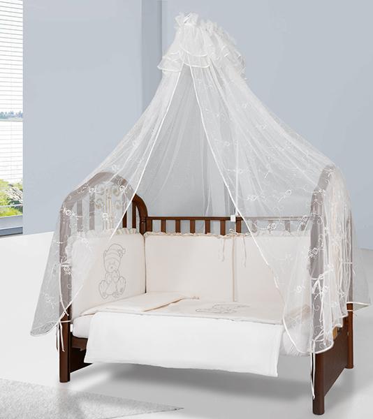 Комплекты в кроватку Esspero Sleepy Bear (6 предметов) комплекты в кроватку esspero king 6 предметов