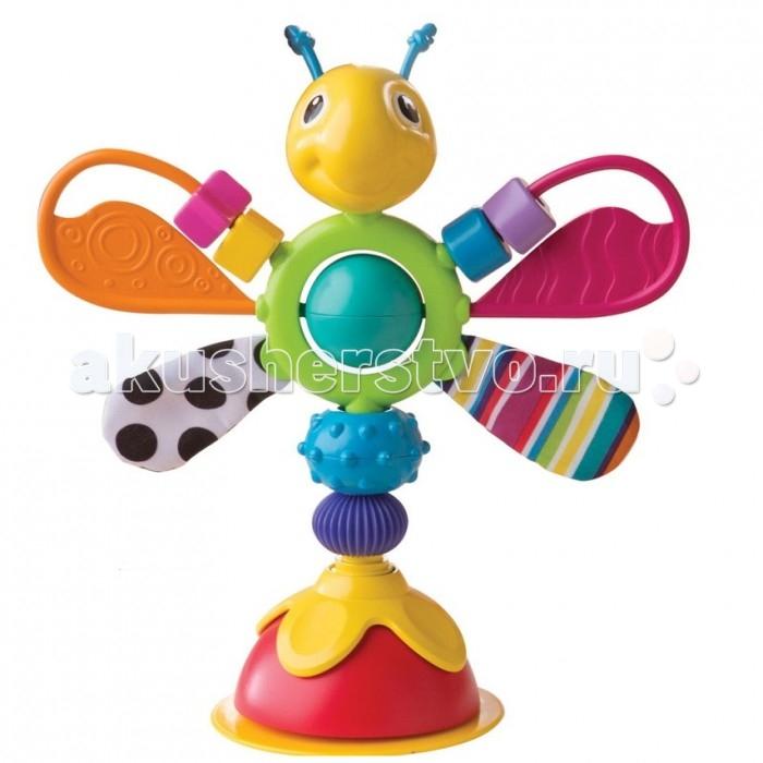 Развивающие игрушки Lamaze Забавный светлячок Фредди на присоске