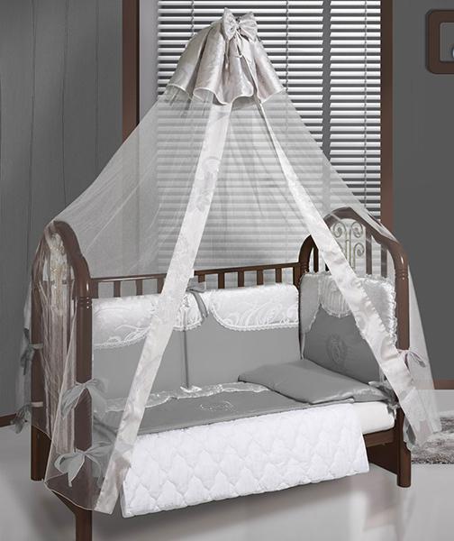 Балдахины для кроваток Esspero Tracery балдахин на кроватку esspero shine beige