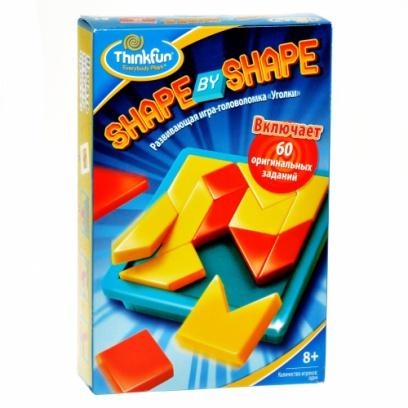 Thinkfun Игра-головоломка Уголки Shape by Shape