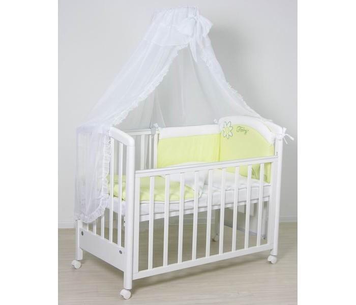 Купить Комплекты в кроватку, Комплект в кроватку Fairy На лугу (7 предметов)