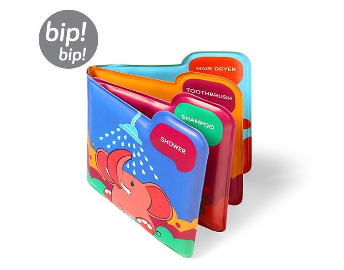 Игрушки для ванны BabyOno Книжка для купания Bath time