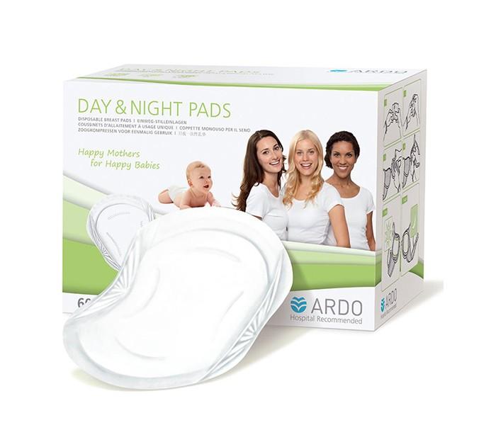 Ardo Одноразовые прокладки для бюстгальтера Day&Night Pads 60 шт от Ardo