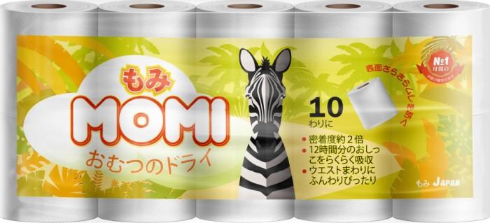 Хозяйственные товары Momi Туалетная бумага 10 шт.