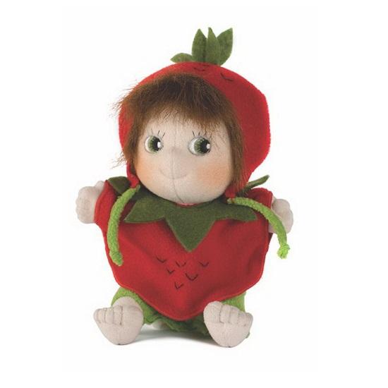 Куклы и одежда для кукол Rubens Barn Пупс Linne Strawberry
