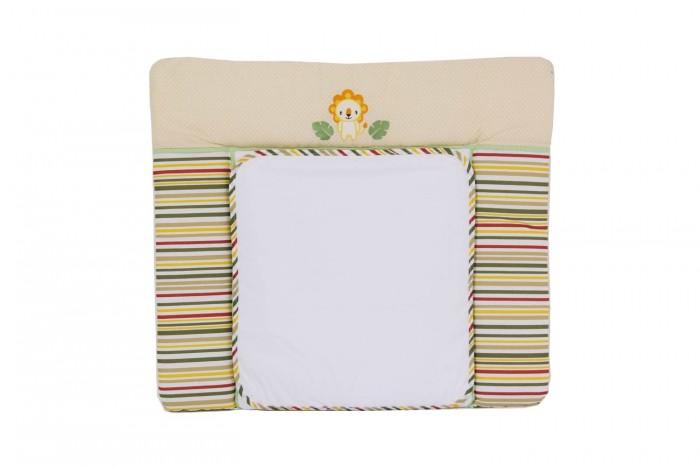 Детская мебель , Накладки для пеленания Polini Доска пеленальная на комод Джунгли 85х75 арт: 377264 -  Накладки для пеленания