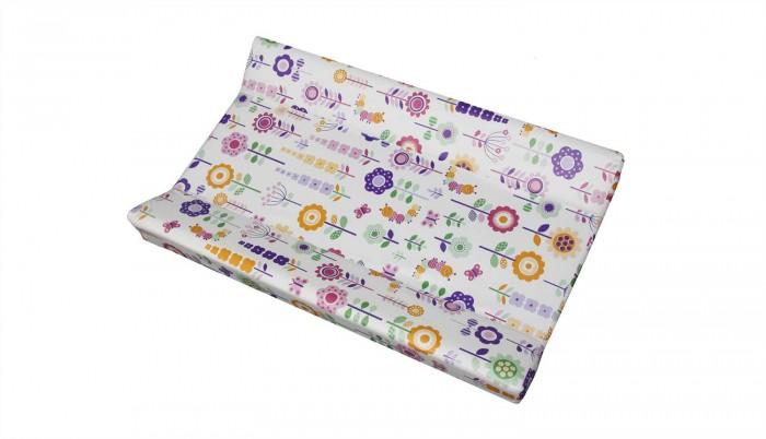 Детская мебель , Накладки для пеленания Polini Доска пеленальная для кроватей Яркий луг арт: 377379 -  Накладки для пеленания