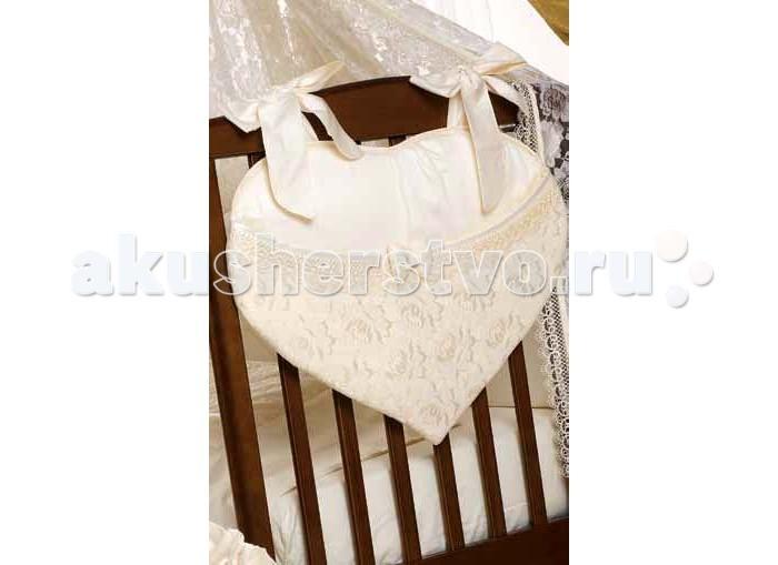 Постельные принадлежности , Карманы и панно Roman Baby Сумка на кроватку Rubacuori арт: 37743 -  Карманы и панно