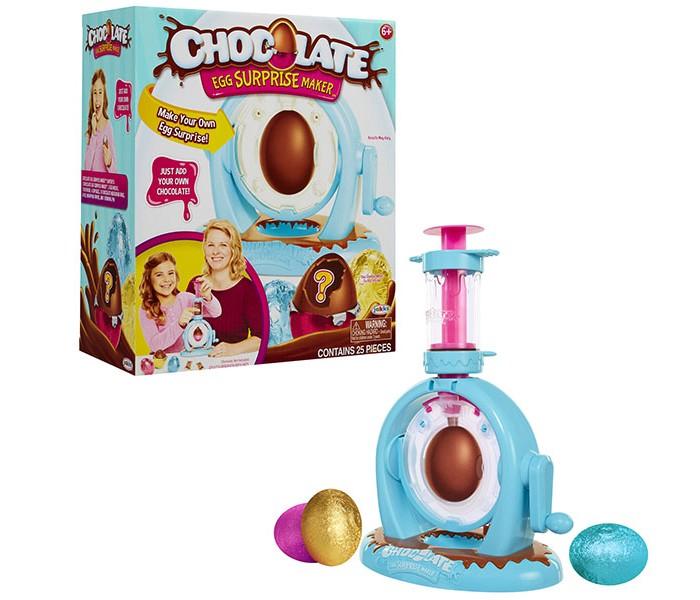Купить Наборы для творчества, Chocolate Egg Surprise Maker Набор для изготовления шоколадного яйца с сюрпризом