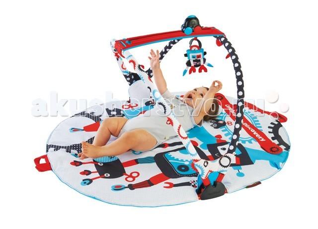 Купить Развивающие коврики, Развивающий коврик Yookidoo Веселый тренажер
