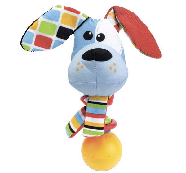 Погремушки Yookidoo Щенок погремушка щенок
