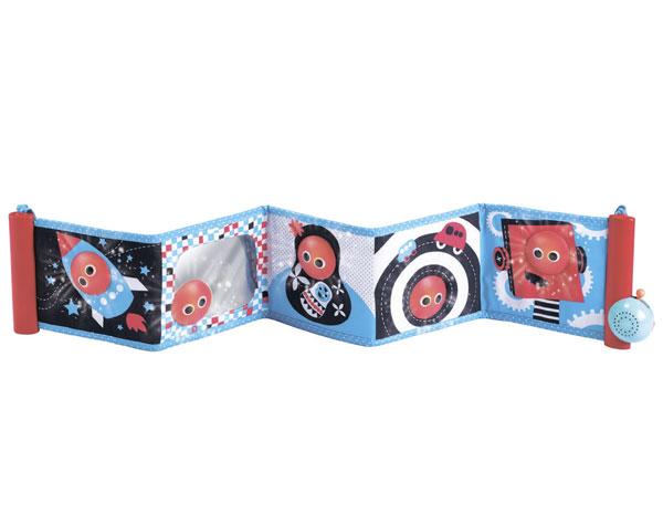 Книжки-игрушки Yookidoo Развивающая книжка 40137, Книжки-игрушки - артикул:37767