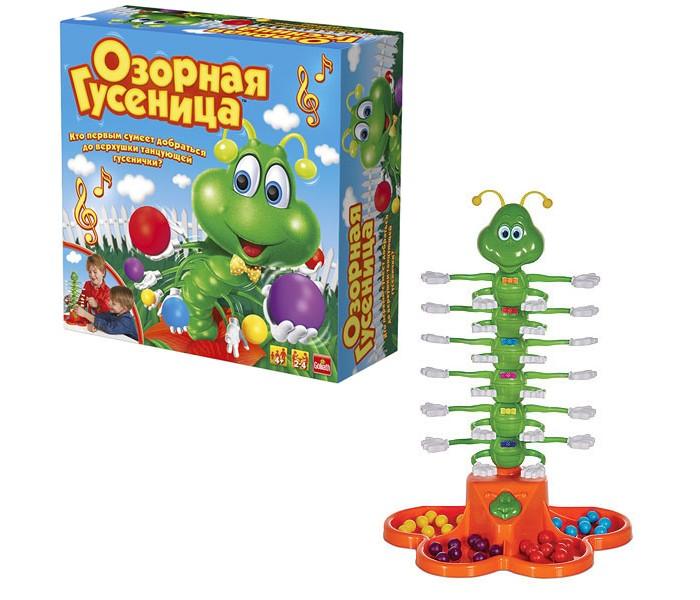 Интерактивные игрушки Goliath Озорная гусеница