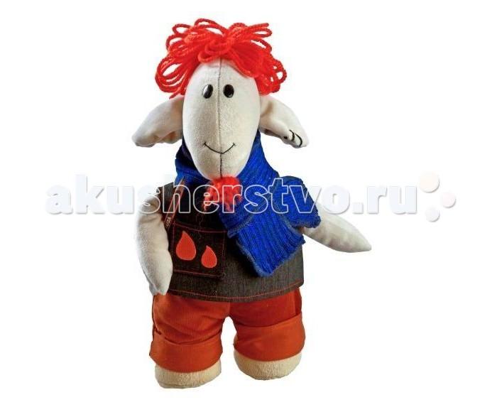 Мягкие игрушки Fluffy Family Овечки челОвечки Художник 30 см игрушка мгка fluffy family диджей 681031