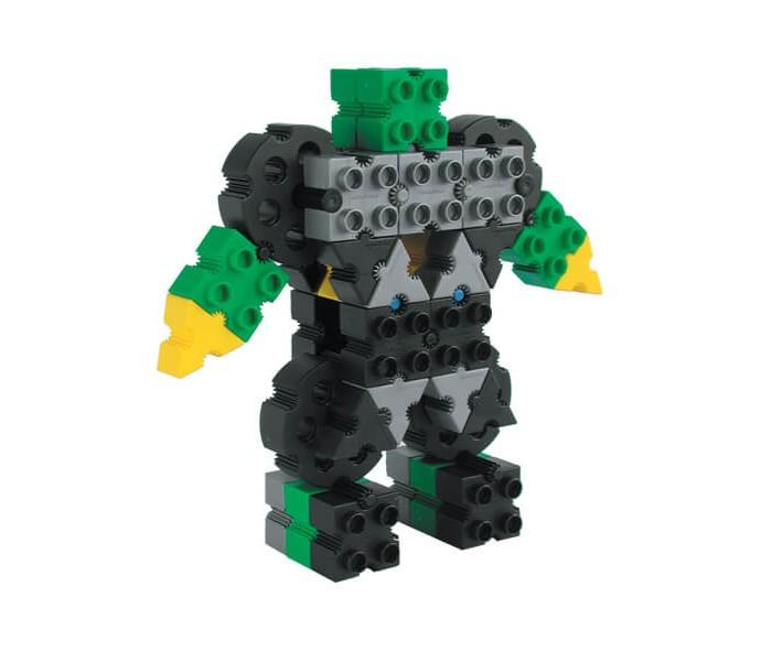 Конструкторы Morphun Роботы Robots Construction Set 84 детали соединительные элементы