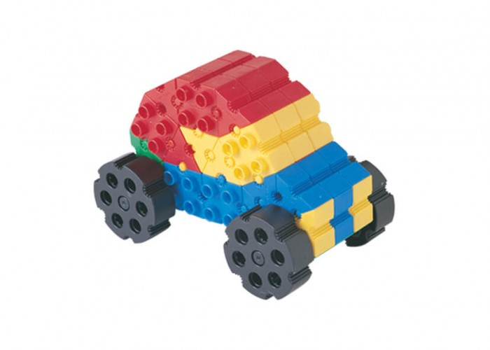 Конструкторы Morphun Машины Vehicles Construction Set 110 деталей соединительные элементы