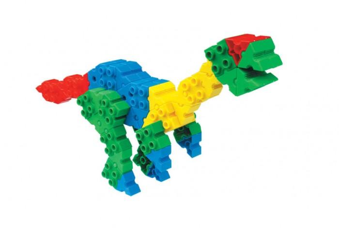 Конструктор Morphun Динозавры Dinosaurs Construction Set 110 деталей
