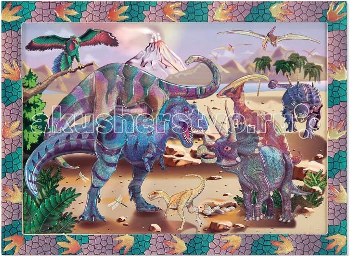 Мозаика Melissa & Doug Мозаика Динозавры мозаика melissa