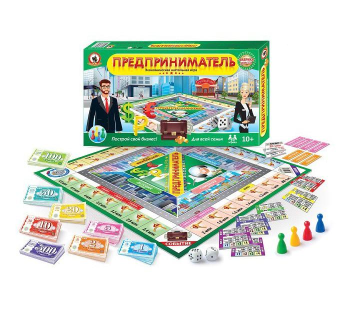 Настольные игры Русский стиль Игра экономическая Предприниматель настольные игры русский стиль настольная игра экономическая бюро путешествий