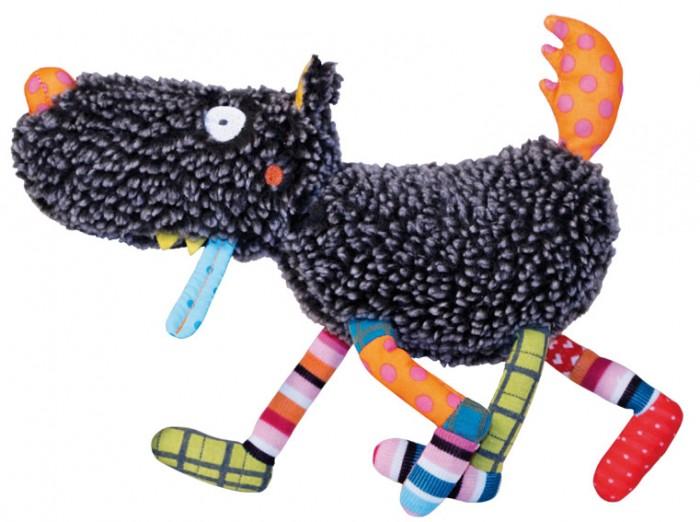 Мягкие игрушки Ebulobo Волчонок каталки игрушки ebulobo мишка