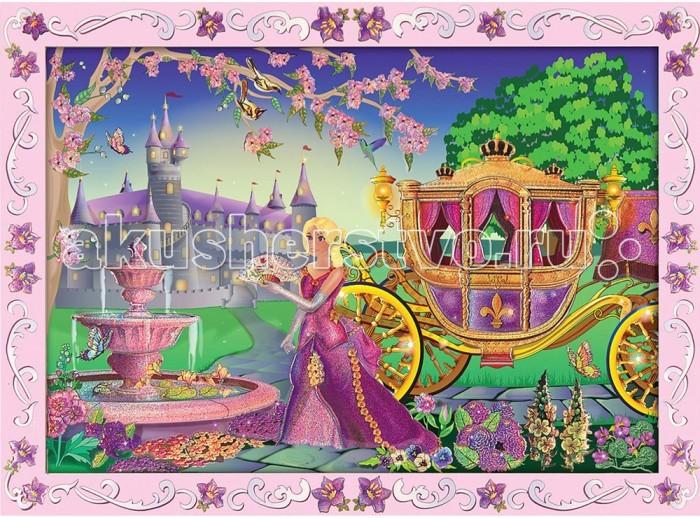 Мозаика Melissa & Doug Мозаика Сказочная Принцесса, Мозаика - артикул:37971