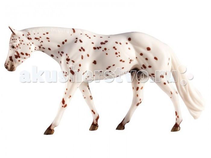 Breyer Лошадь Лил Рикки Рокер чемпион породы аппалуза  (1435)