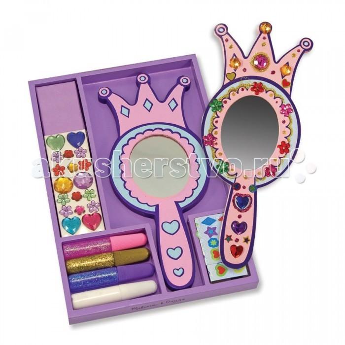 Наборы для творчества Melissa & Doug Набор для творчества Зеркало принцессы наборы для творчества ravensburger мандала принцессы