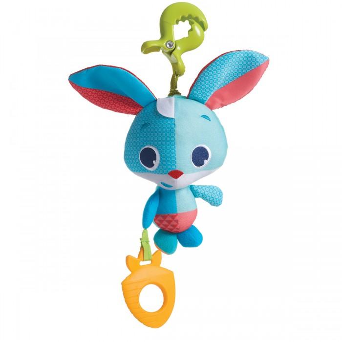 Подвесные игрушки Tiny Love Зайчик 528 погремушки tiny love подвеска колокольчик бабочка