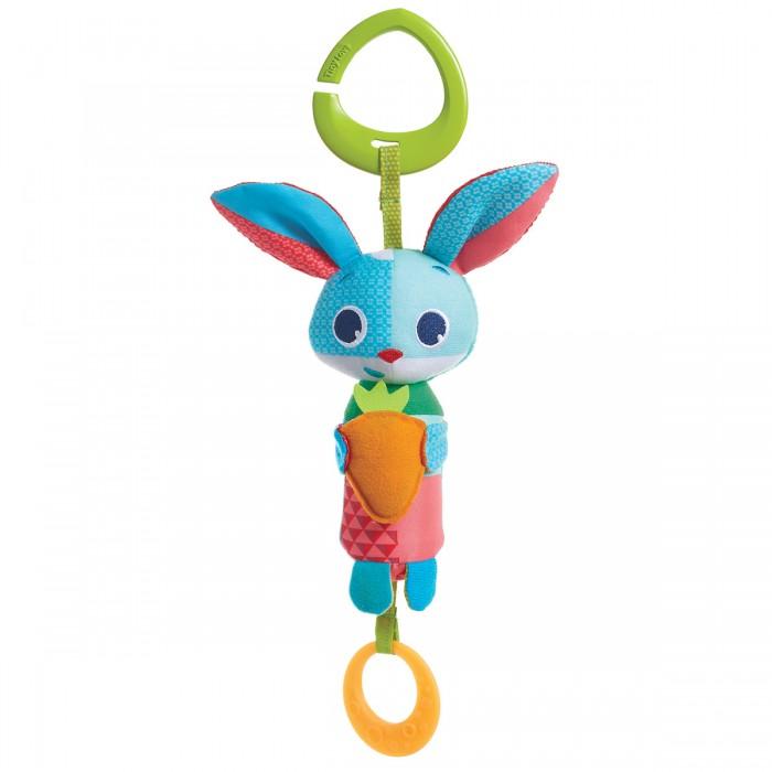 цена на Подвесные игрушки Tiny Love колокольчик Зайчик 529