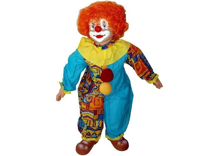 Мягкие игрушки Русский стиль Игрушка Клоун Большой 69 см развивающие игрушки русский стиль игрушка гриб 9 см
