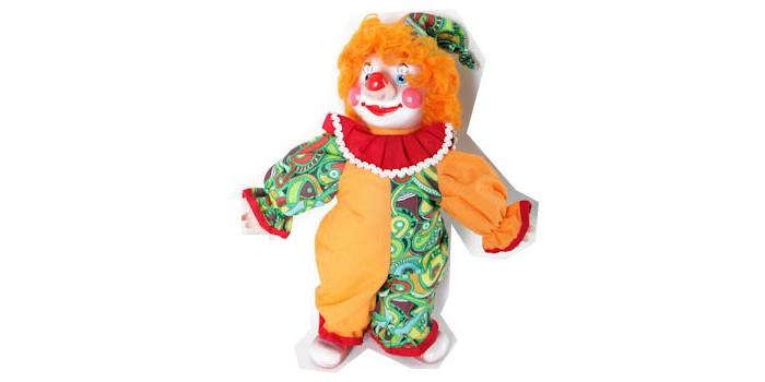 Купить Мягкие игрушки, Мягкая игрушка Русский стиль Игрушка Клоун Клепа 45 см