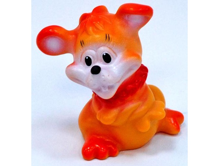 Игрушки для ванны Русский стиль Игрушка Мышка развивающие игрушки русский стиль игрушка гриб 9 см