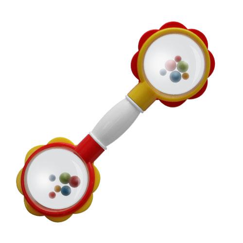 Погремушки Lubby Гантелька погремушки smoby погремушка калейдоскоп
