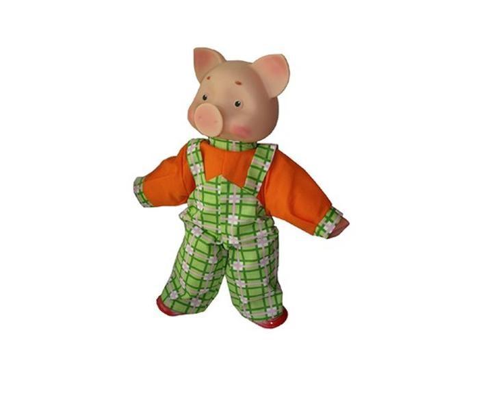 Купить Мягкие игрушки, Мягкая игрушка Русский стиль Игрушка Поросенок Симка 35 см