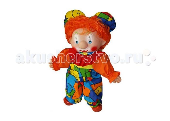 Мягкие игрушки Русский стиль Игрушка Скоморошка 36 см кукла на руку русский стиль