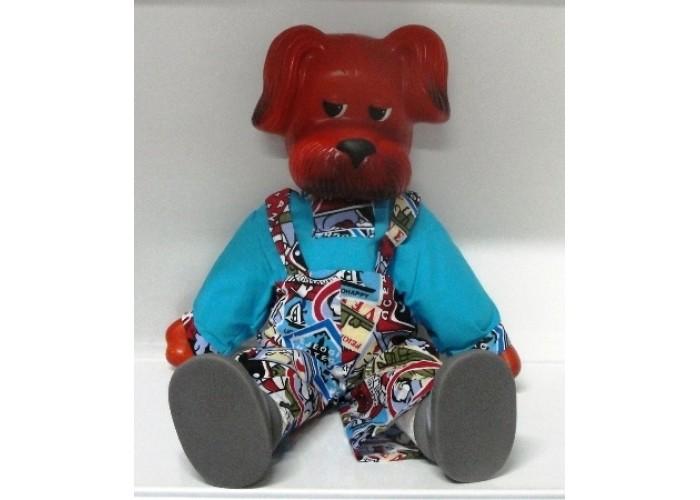 Мягкие игрушки Русский стиль Игрушка Собака Трезор 48 см ле трезор дю руа красное