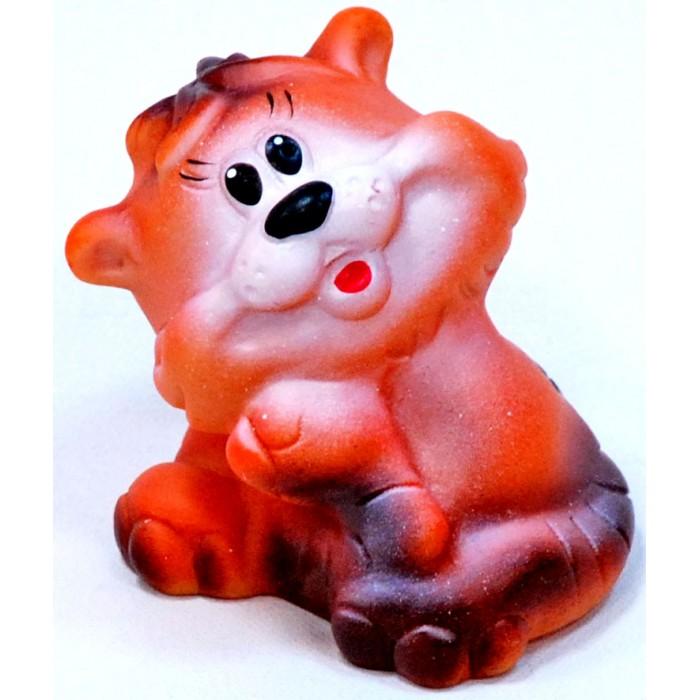 Игрушки для ванны Русский стиль Игрушка Тигренок развивающие игрушки русский стиль игрушка гриб 9 см