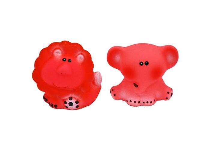 Игрушки для ванны Русский стиль Набор игрушек Лёва и Слоник игрушки для ванны tolo toys набор ведерок квадратные