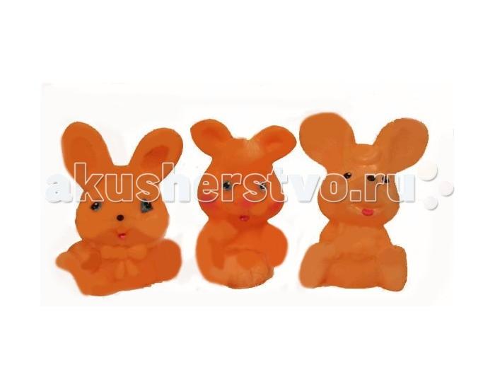 Игровые наборы Русский стиль Набор игрушек Мышка, Хрюша, Зайка игровые наборы esschert design набор игровой kg118