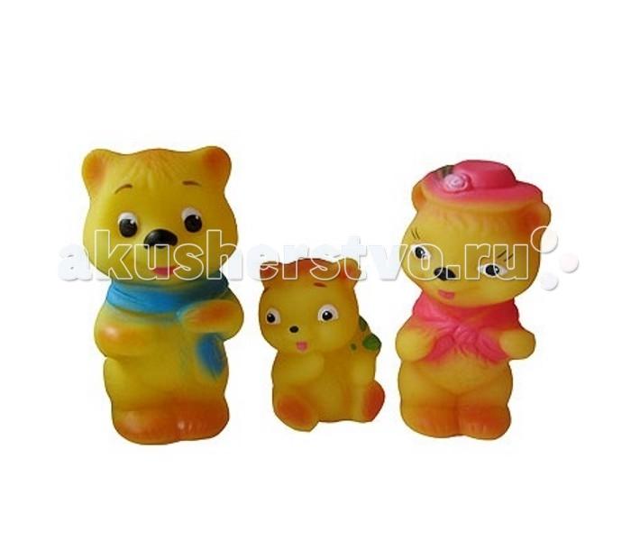 Игровые наборы Русский стиль Набор игрушек Три медведя три медведя три медведя кофточка happy animals молочная с мишкой