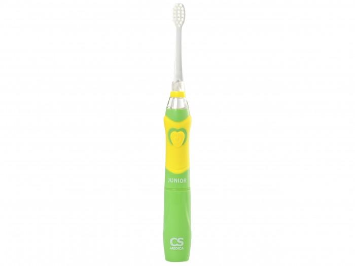 Гигиена и здоровье , Гигиена полости рта CS Medica Электрическая звуковая зубная щетка CS-562 Junior арт: 382514 -  Гигиена полости рта
