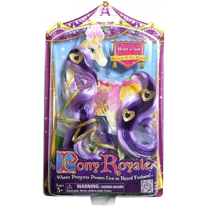 Игровые фигурки Pony Royal Набор аксессуаров стильная прическа для Пони Рояль