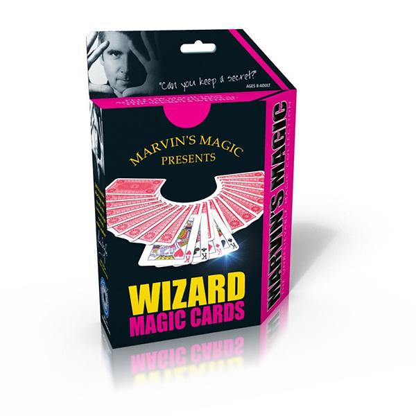 Игры для школьников Marvins Magic Набор фокусов Волшебные карты, Игры для школьников - артикул:38309