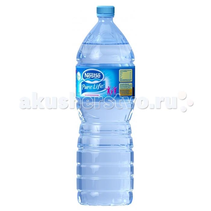Вода Nestle Вода Pure Life 2 л чаша горошек 2 л бел син 1150426