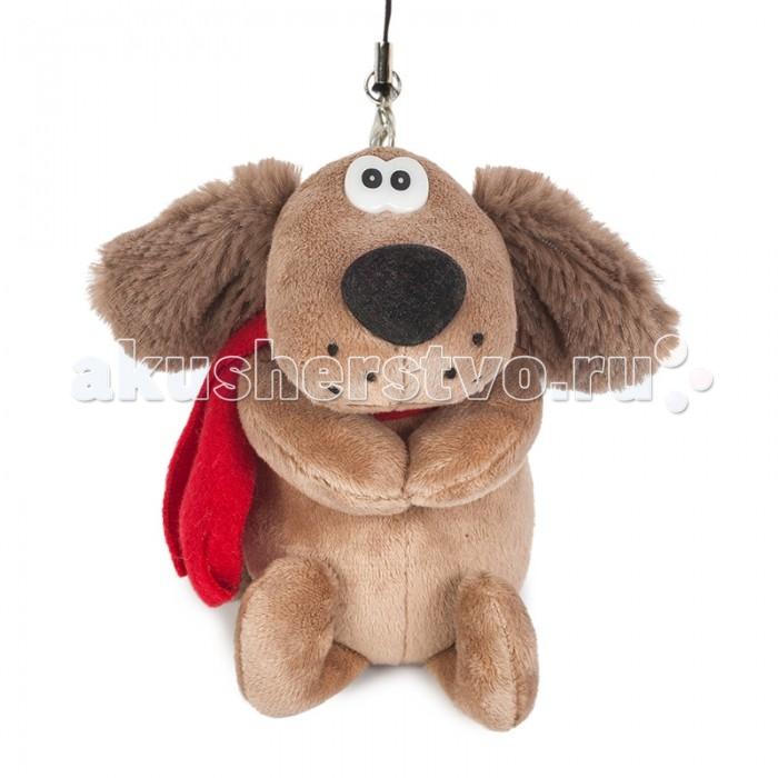 Мягкие игрушки Maxitoys Щенок в Шарфике 12 см мягкие игрушки maxitoys собачка зиночка с зайкой