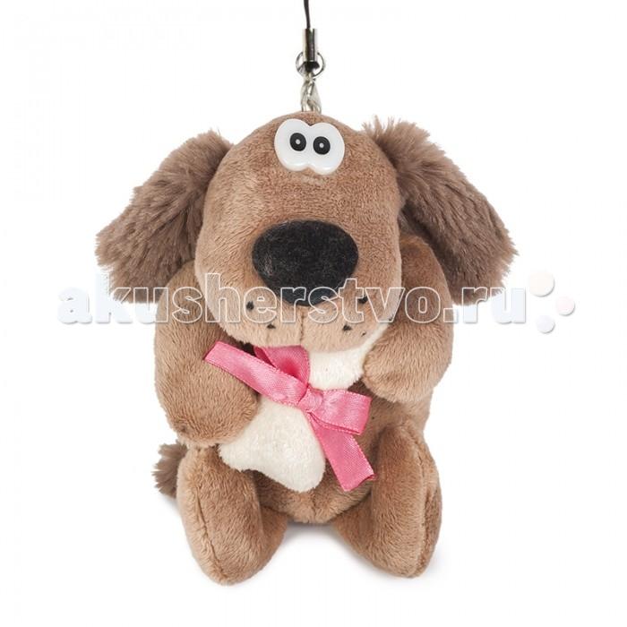 Мягкие игрушки Maxitoys Щенок с Косточкой 12 см мягкие игрушки maxitoys собачка наденька с сердцем