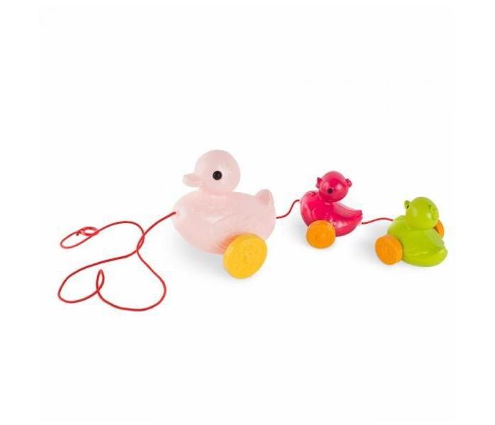 Каталки-игрушки Росигрушка Утиное семейство (4 детали) семейство шалонских